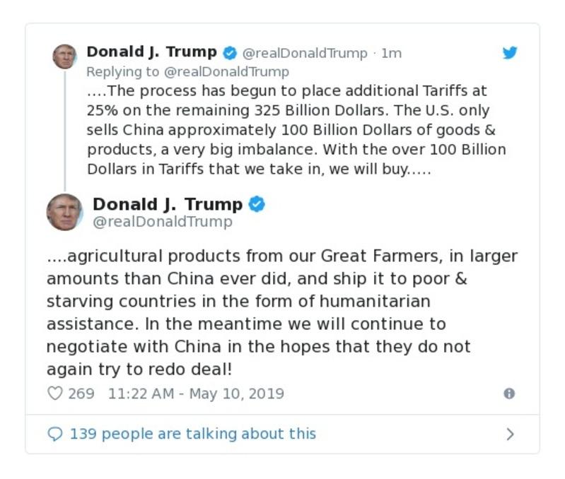 790c21834bd7 Donald Trump Deleted Tweets Twitter
