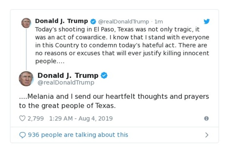Donald Trump Twitter Feed Tweets | Factbase