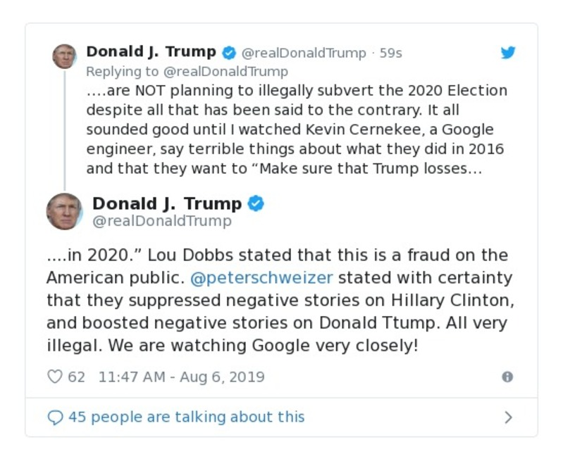 Donald Trump Deleted Tweets Twitter | Factbase
