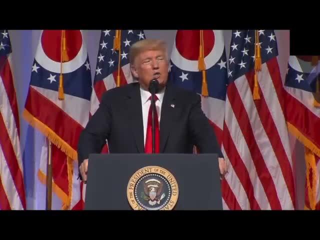 Transcript Quote Speech Donald Trump Addresses Ohio Republican